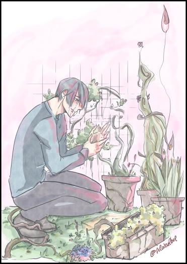 ilustración poema